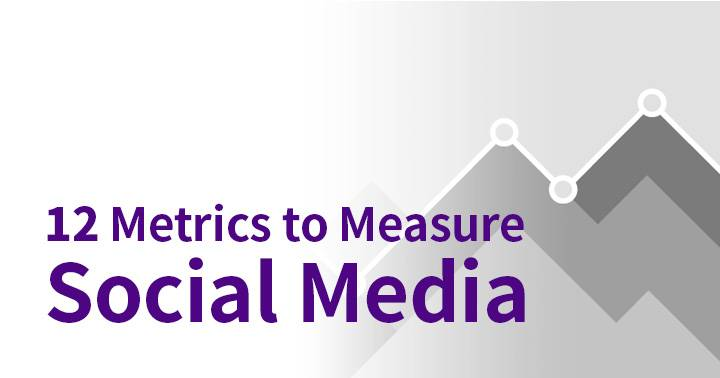 Gauging social media - metrics to measure social media efforts
